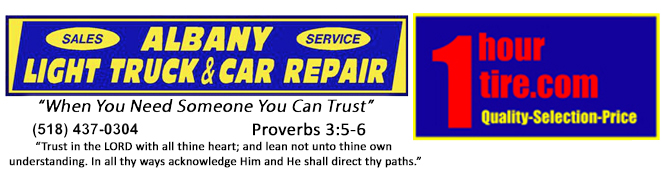 Albany Light Truck & Car Repair